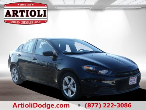 CERTIFIED PRE-OWNED 2016 DODGE DART SXT FWD