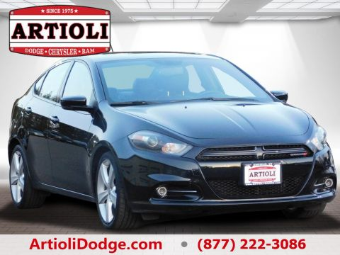 CERTIFIED PRE-OWNED 2013 DODGE DART GT FRONT WHEEL DRIVE