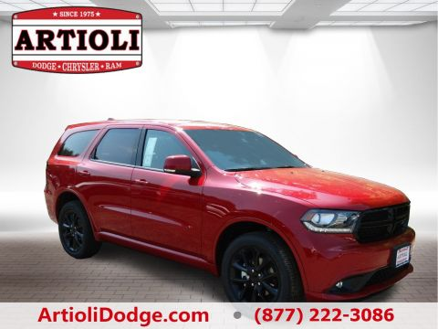 New Dodge Durango GT