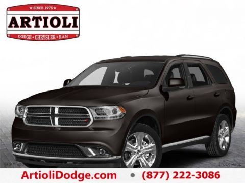 NEW 2017 DODGE DURANGO GT AWD