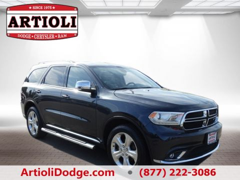 Certified Used Dodge Durango Limited