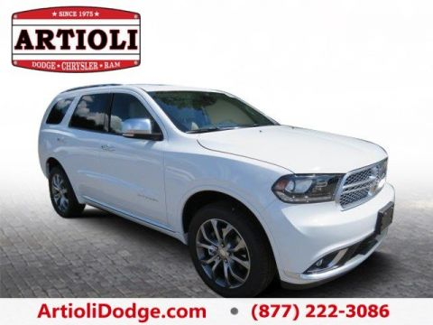 New Dodge Durango Citadel Anodized Platinum