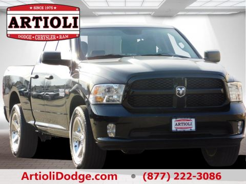 PRE-OWNED 2014 RAM 1500 EXPRESS FOUR WHEEL DRIVE
