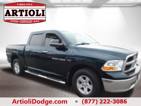 PRE-OWNED 2011 RAM 1500 SLT 4-WHEEL DRIVE