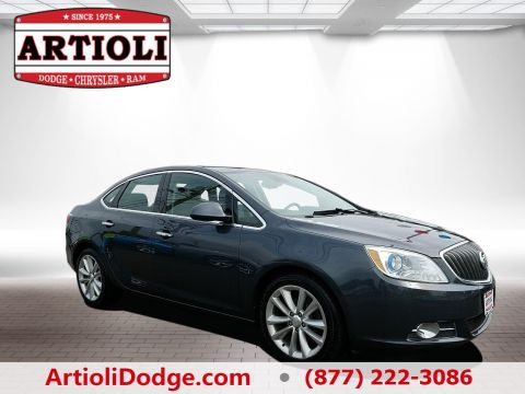 PRE-OWNED 2012 BUICK VERANO CONVENIENCE GROUP FRONT WHEEL DRIVE