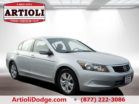 Used Honda Accord Sdn LX-P