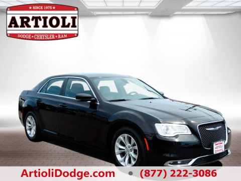 Certified Used Chrysler 300 Limited