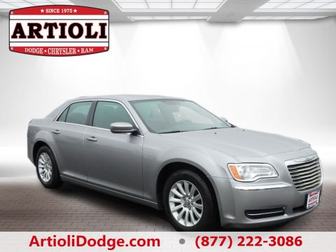 Certified Used Chrysler 300 BASE