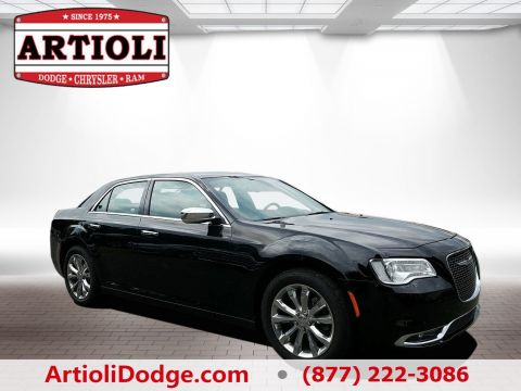 Certified Used Chrysler 300 300C