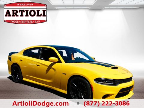 New Dodge Charger Daytona 392