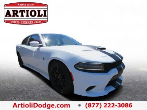 New Dodge Charger SRT Hellcat