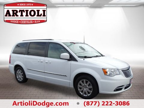 Certified Used Chrysler Town & Country Touring