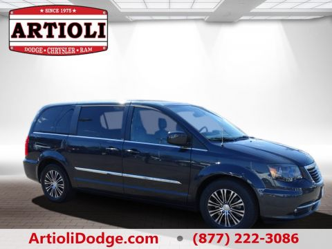 Certified Used Chrysler Town & Country S