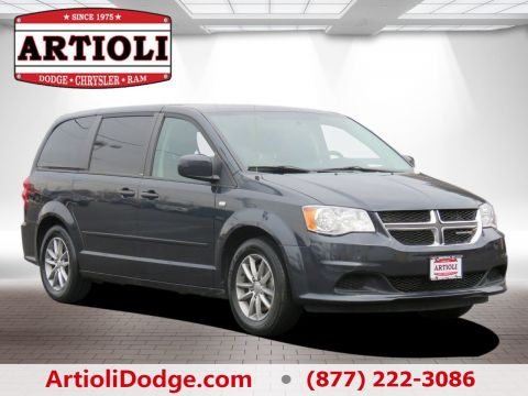 CERTIFIED PRE-OWNED 2014 DODGE GRAND CARAVAN SE 30TH ANNIVERSARY FWD