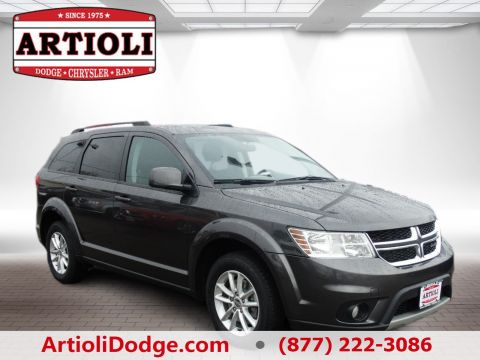 Certified Used Dodge Journey SXT