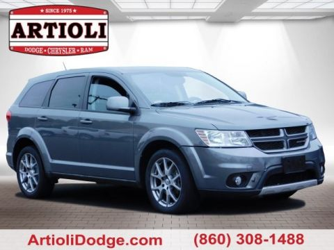 Certified Pre-Owned 2013 Dodge Journey R/T