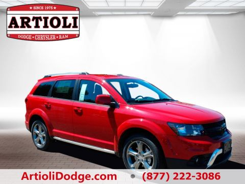 New Dodge Journey Crossroad Plus