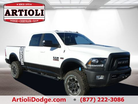 NEW 2018 RAM 2500 POWER WAGON® CREW CAB 4X4 6'4 BOX