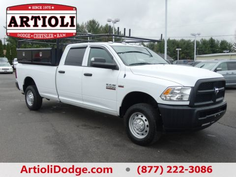 Certified Used Ram 2500 Tradesman