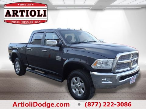 Certified Used Ram 2500 Longhorn Limited