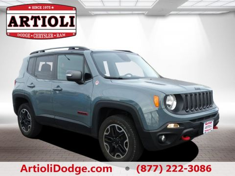 Used Jeep Renegade Trailhawk
