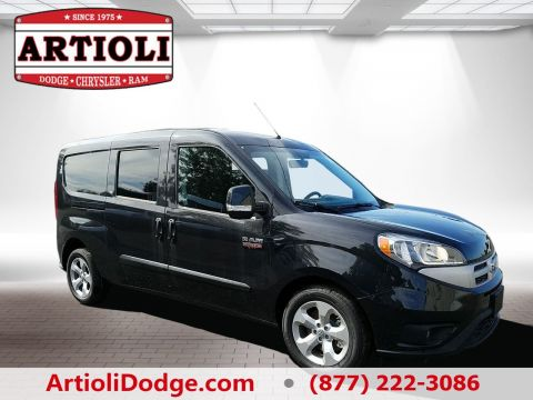New Ram Promaster City™ Wagon Tradesman SLT