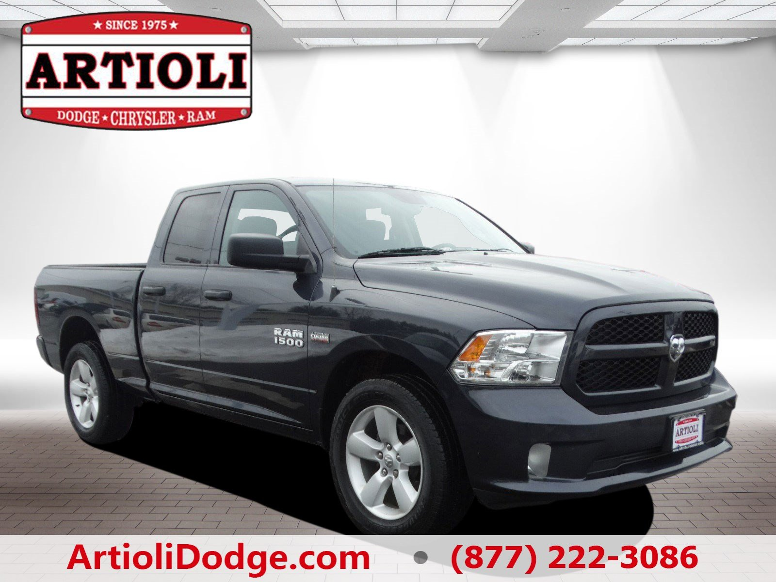 Pre Owned 2015 Ram 1500 Express Crew Cab Pickup in Enfield A