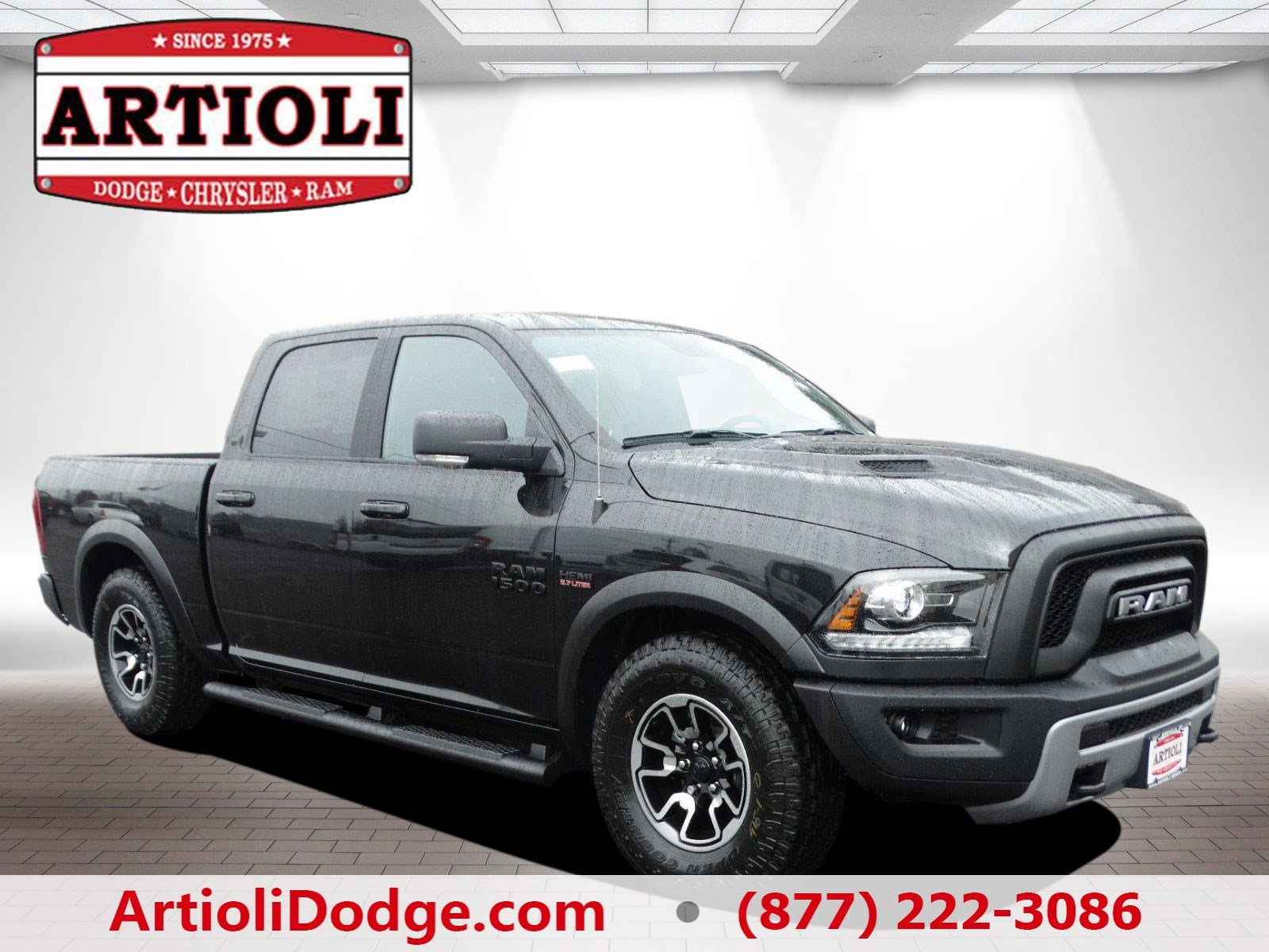 new 2018 ram 1500 rebel crew cab in enfield 48431. Black Bedroom Furniture Sets. Home Design Ideas