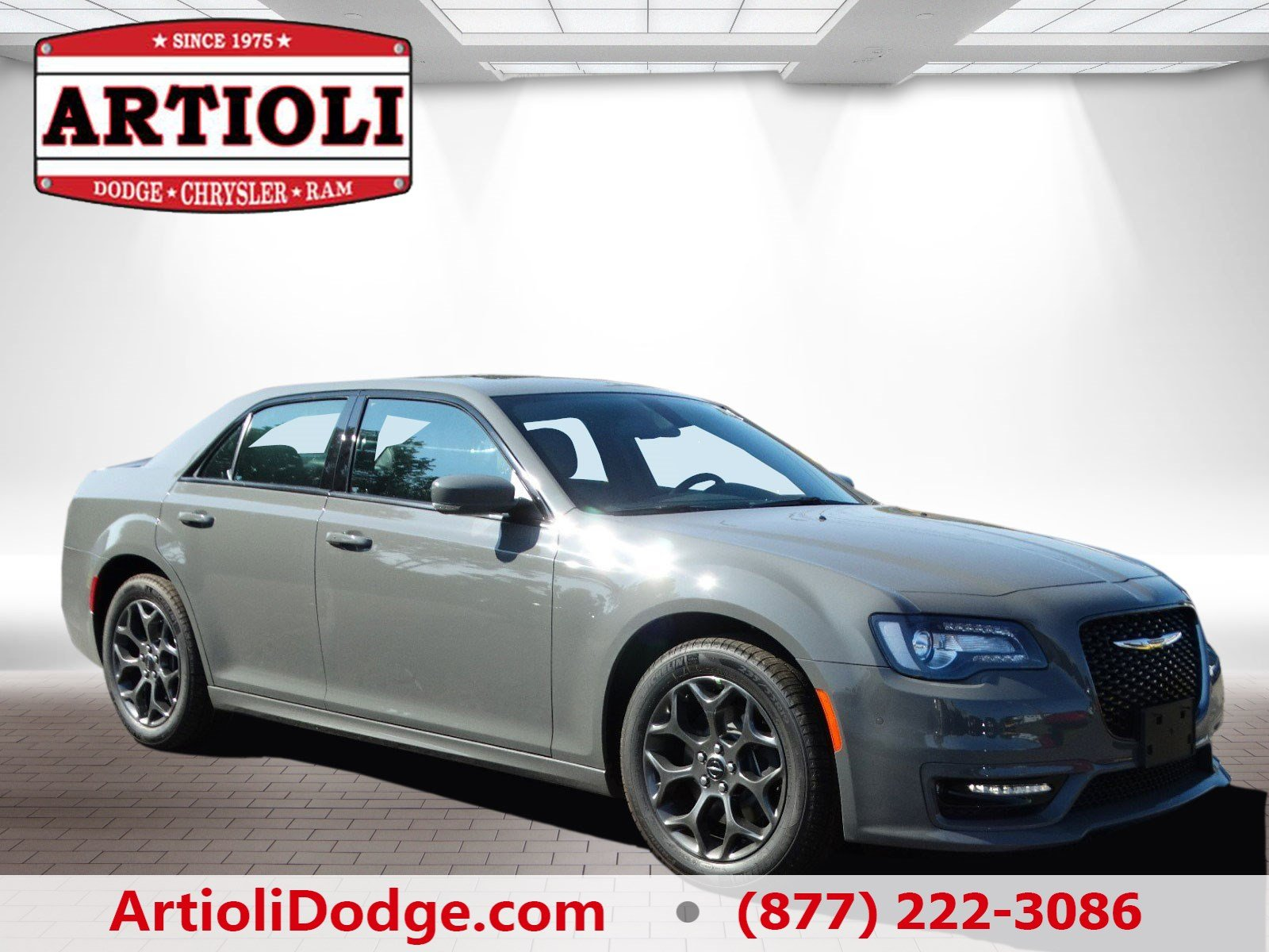 new 2018 chrysler 300 300s sedan in enfield 48314 artioli chrysler dodge ram. Black Bedroom Furniture Sets. Home Design Ideas