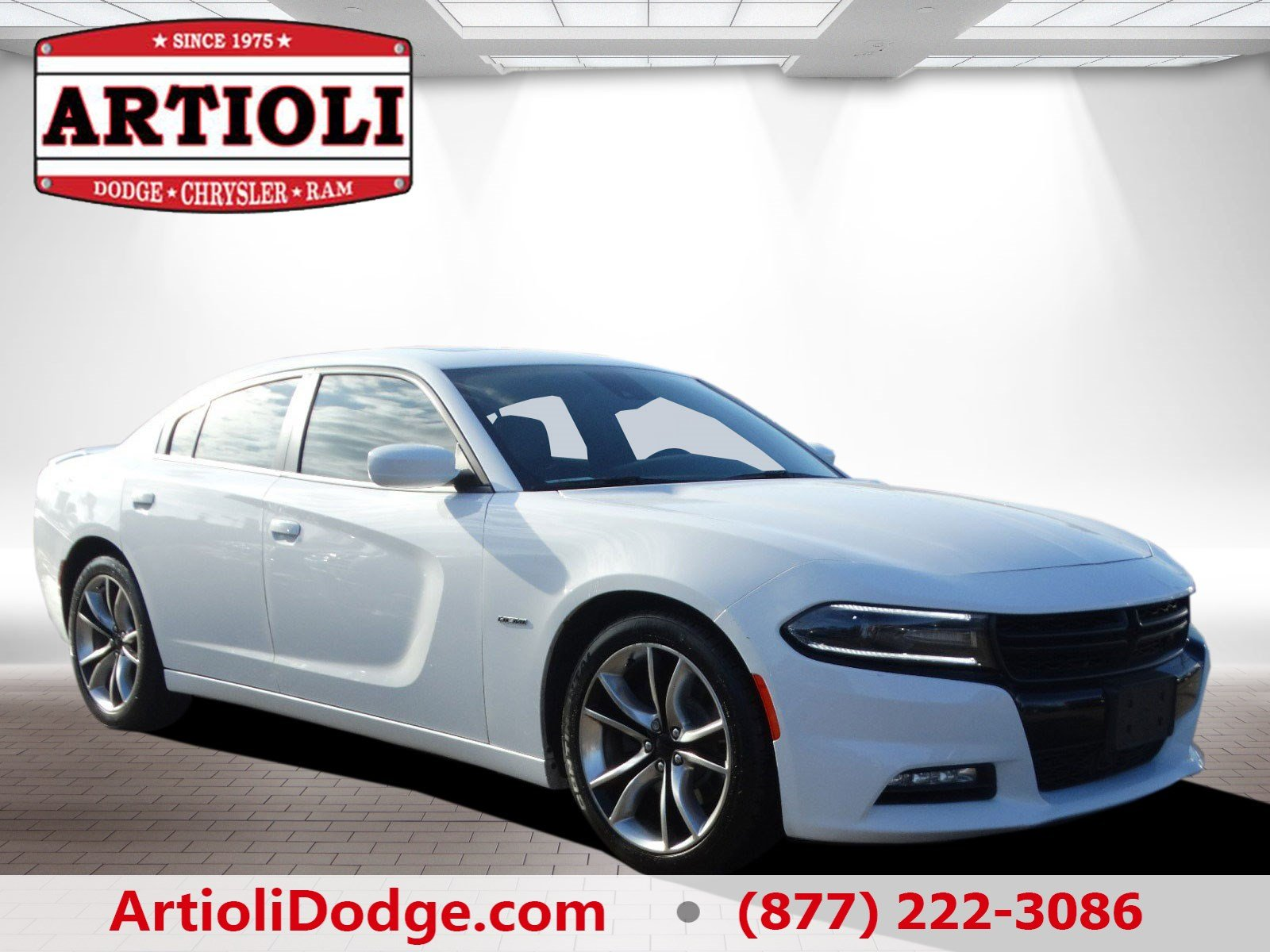 Certified Pre-Owned 2015 Dodge Charger Road/Track
