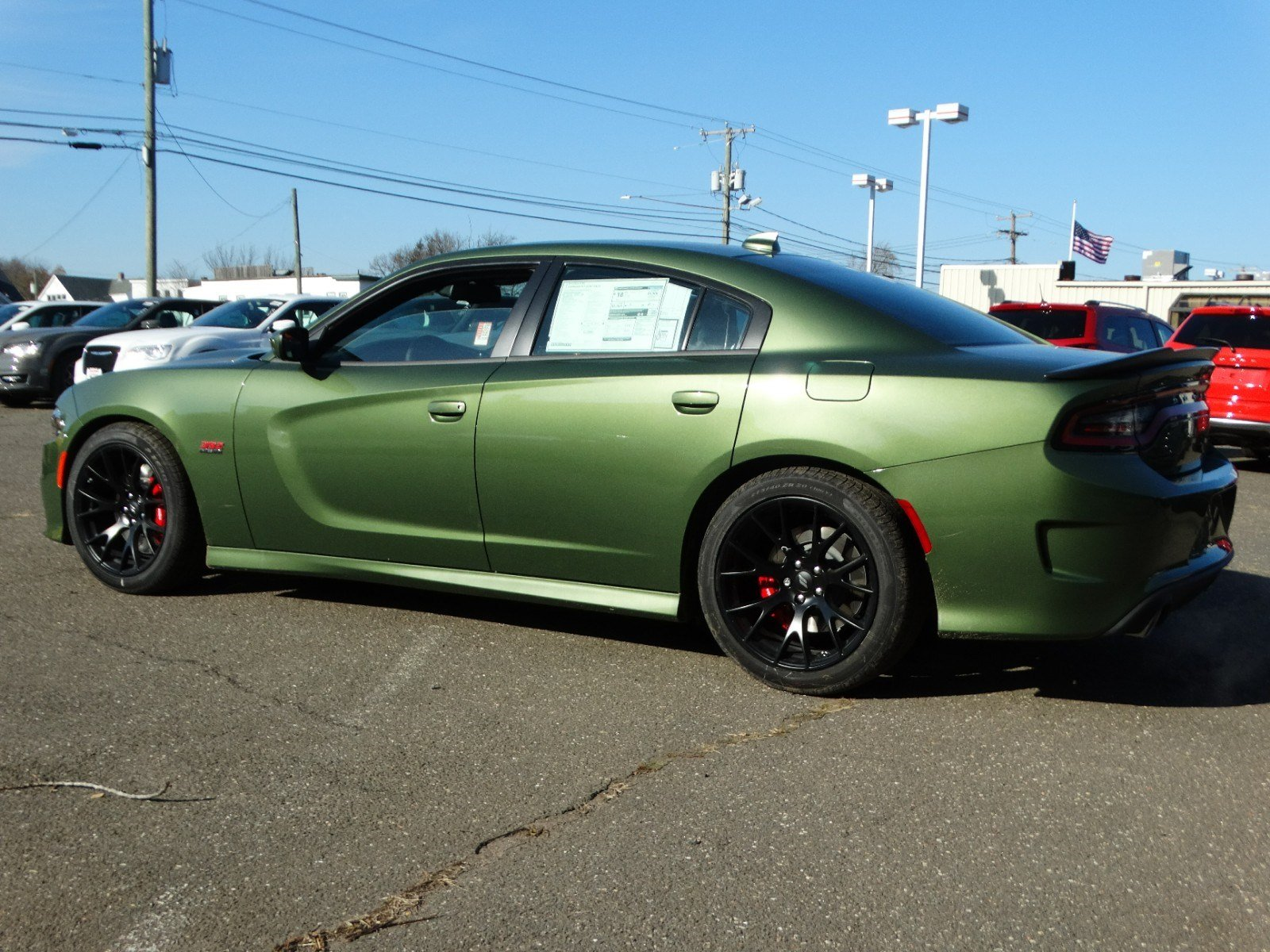 2018 dodge charger msrp go4carzcom