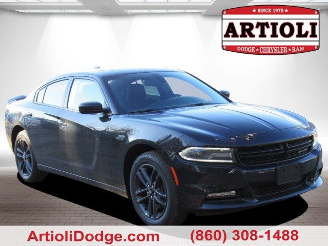 New 2019 Dodge Charger Sxt Sedan In Enfield 49013 Artioli