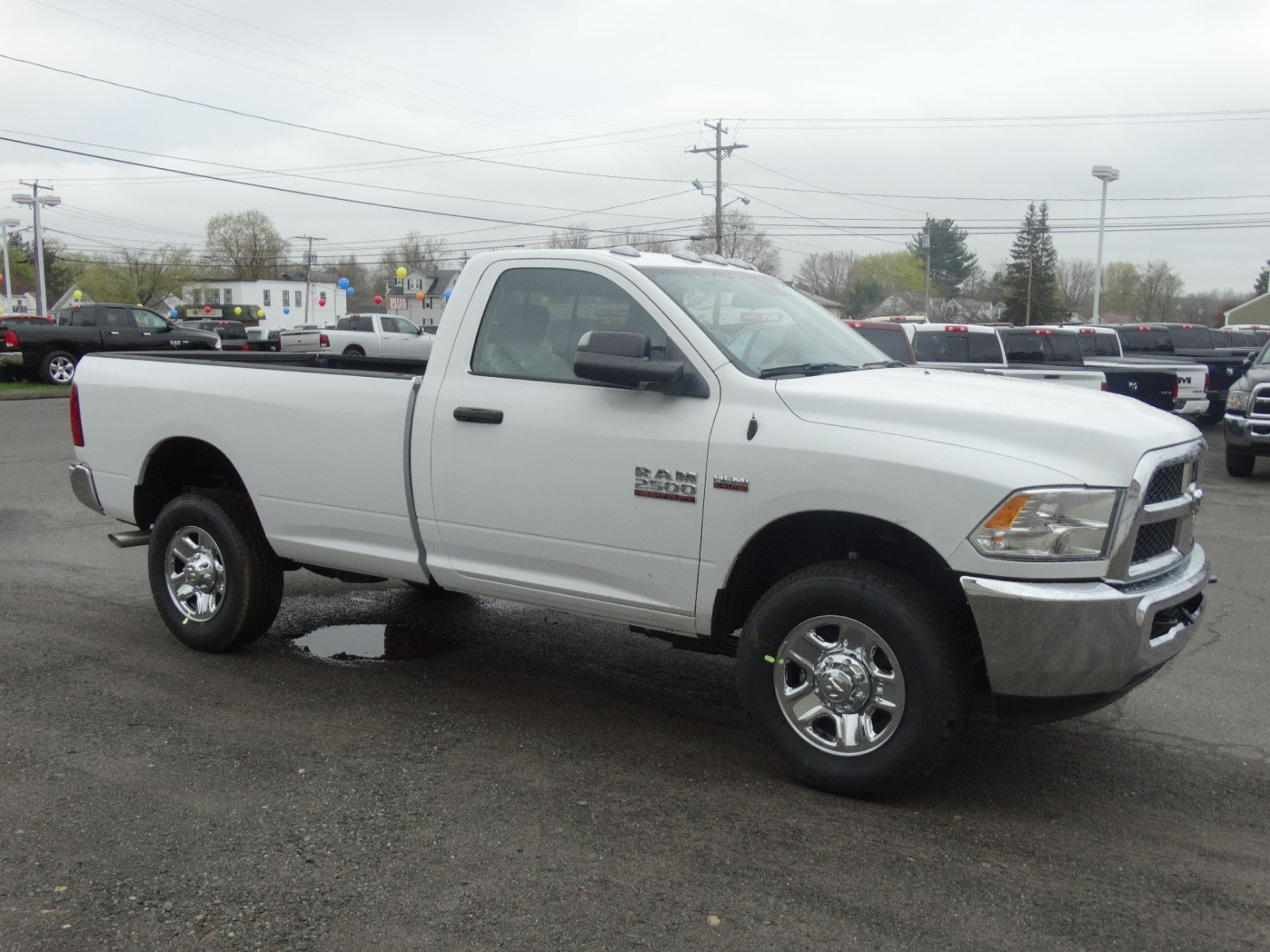 New 2017 Ram 2500 Tradesman Regular Cab In Enfield 48115