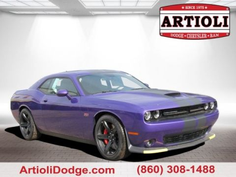 New 2018 DODGE Challenger SRT
