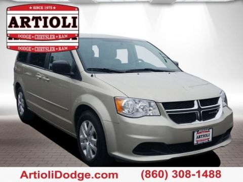 Pre Owned 2017 Dodge Grand Caravan Se