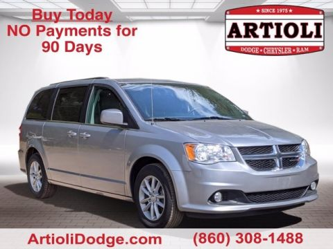 Certified Pre-Owned 2019 Dodge Grand Caravan SXT